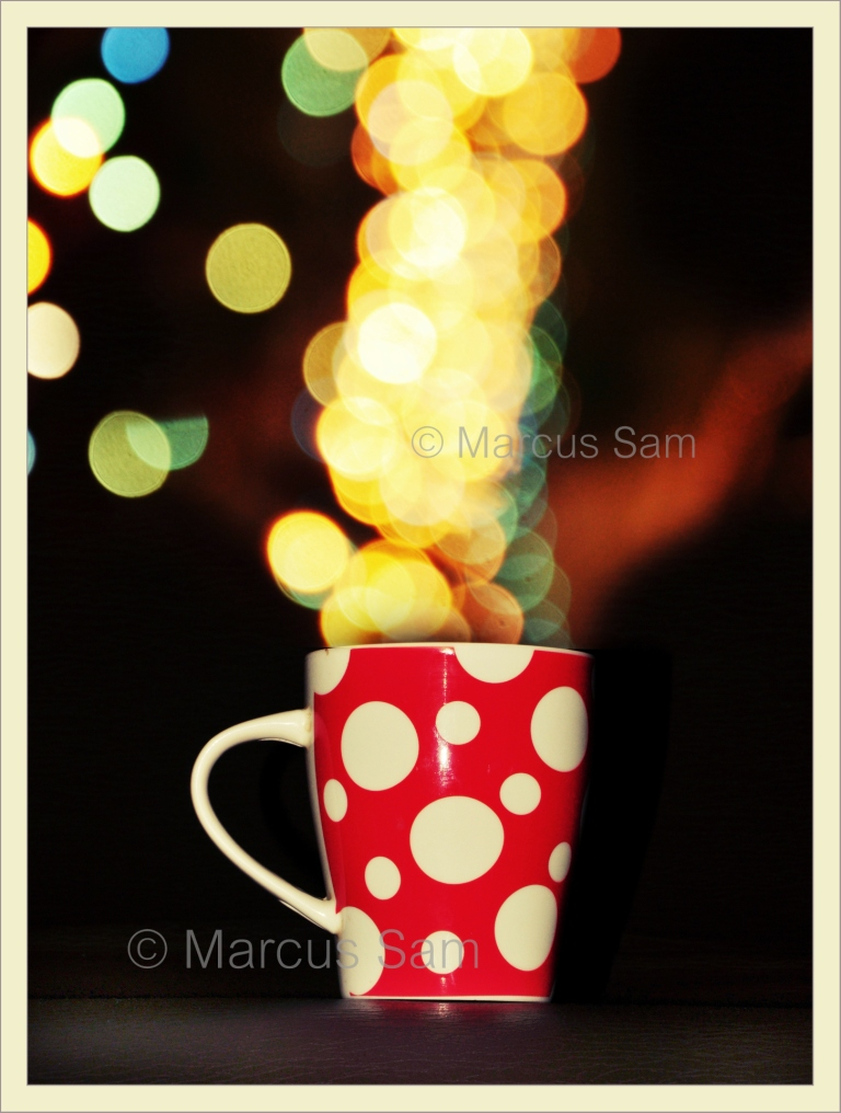 The Cup of Bokeh